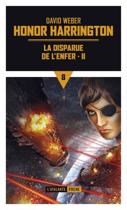Honor Harrington / La disparue de l'enfer