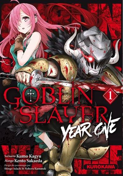 GOBLIN SLAYER YEAR ONE - TOME 1 - VOLUME 01