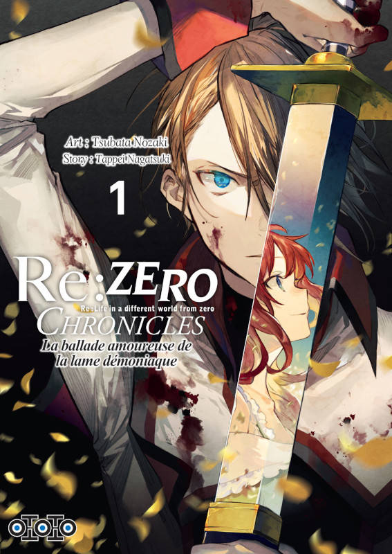 1, Re-zero chronicles, re-life in a different world from zero, La ballade amoureuse de la lame démoniaque