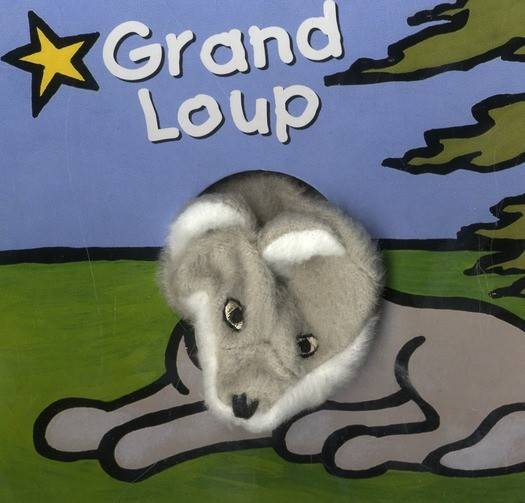 BEBETES T41 - GRAND LOUP