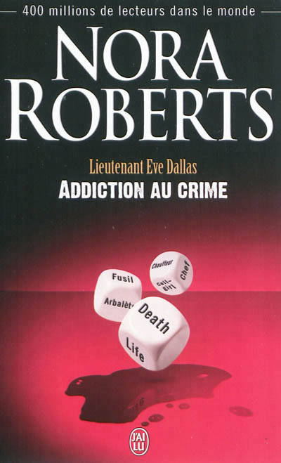 Addiction au crime, Lieutenant Eve Dallas