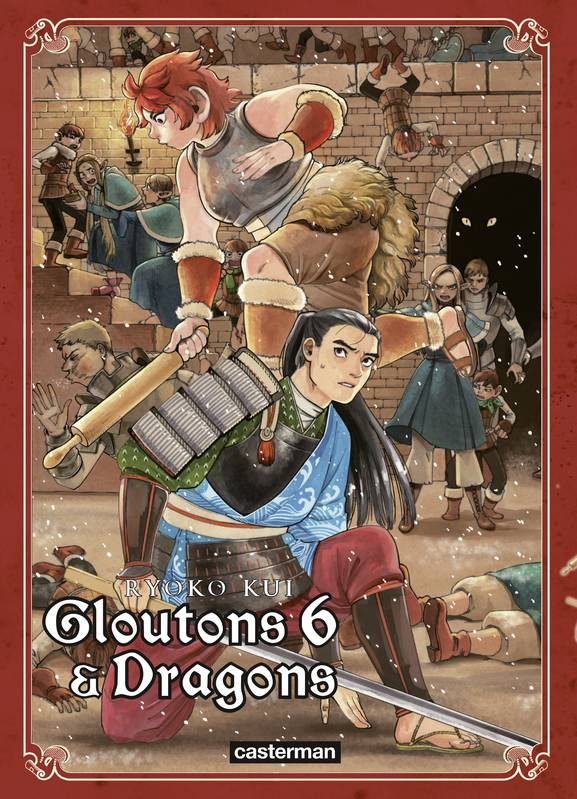 Gloutons et Dragons (Tome 6)
