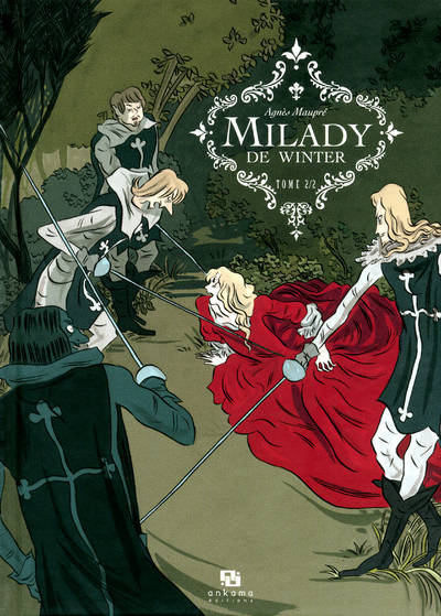 MILADY DE WINTER T2, Volume 2