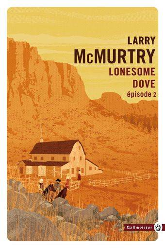 LONESOME DOVE II NED, Episode 2