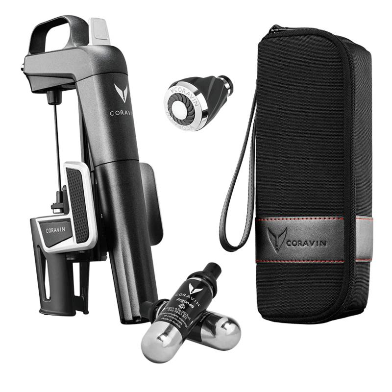 CORAVIN™ Pack: Model Two avec Aérateur
