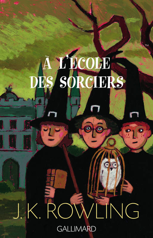 Harry Potter., 1, Harry Potter, I : Harry Potter à l'école des sorciers