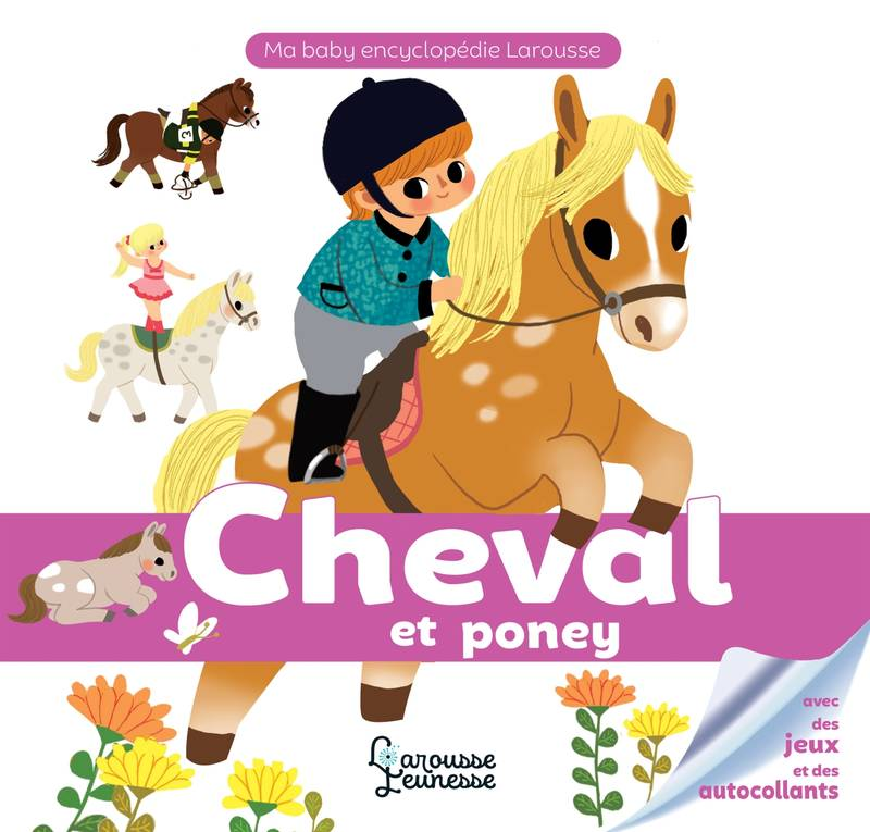 Cheval et poney