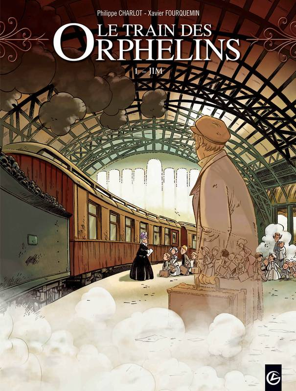 Le Train des Orphelins - T01