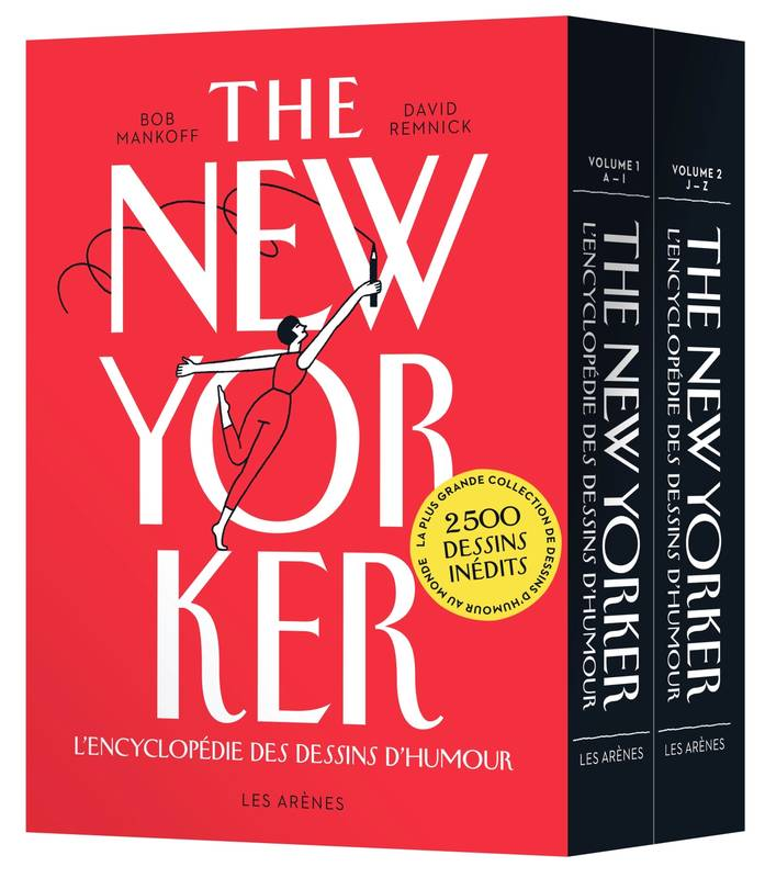 Coffret The New Yorker : L'Encyclopédie des dessins d'humour