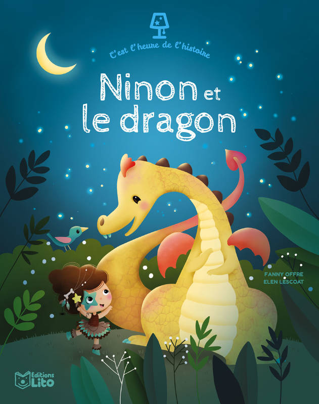 Ninon et le dragon