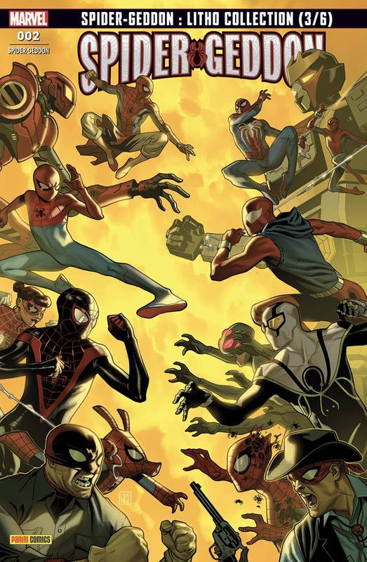 Spider-Geddon (fresh start) Nº2
