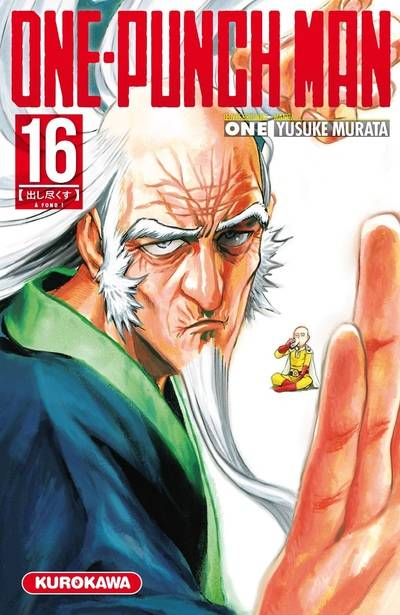 One-Punch Man - Tome 16 - Volume 16
