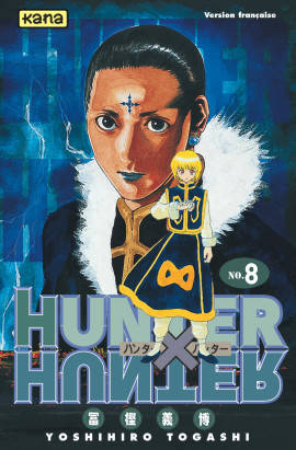 HUNTER X HUNTER T8, Tome 8