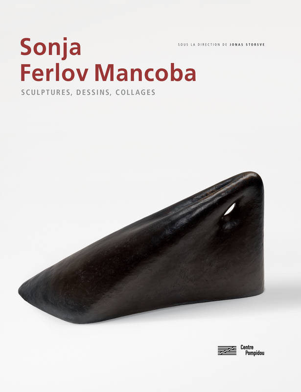 Sonja Ferlov Mancoba / sculptures, dessins, collages : exposition, Paris, Centre national d'art et d