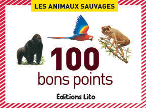 BP 100 LES ANIMAUX SAUVAGES