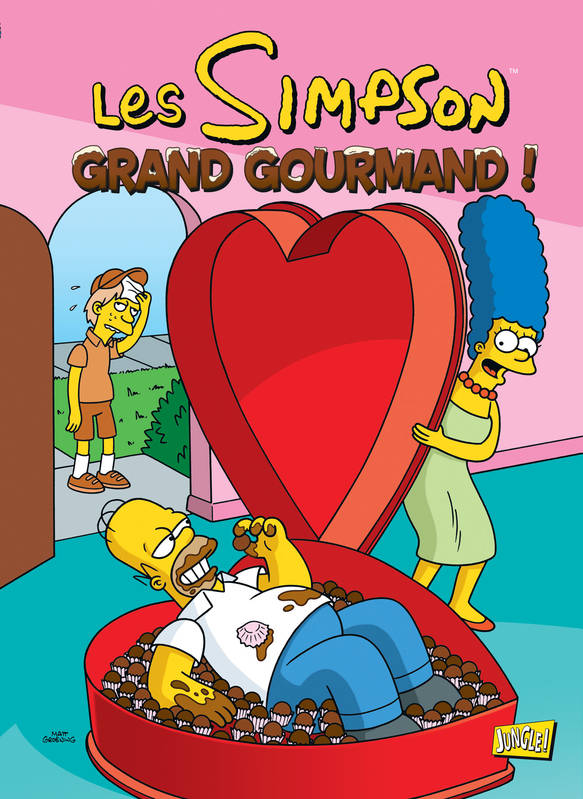SIMPSON T32 GRAND GOURMAND