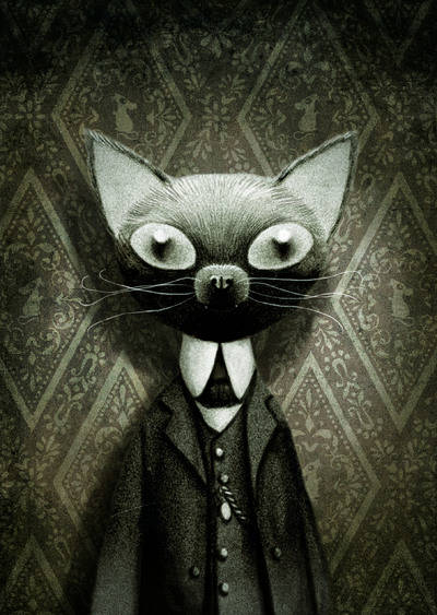 Le Carnet de notes Chat, de Benjamin Lacombe