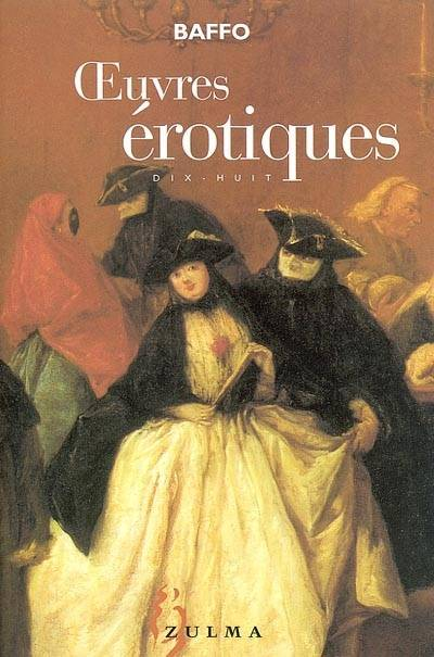 OEUVRES EROTIQUES
