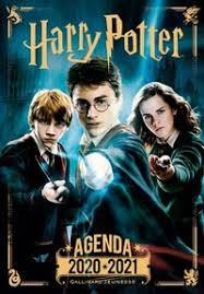 Agenda Harry Potter 2020