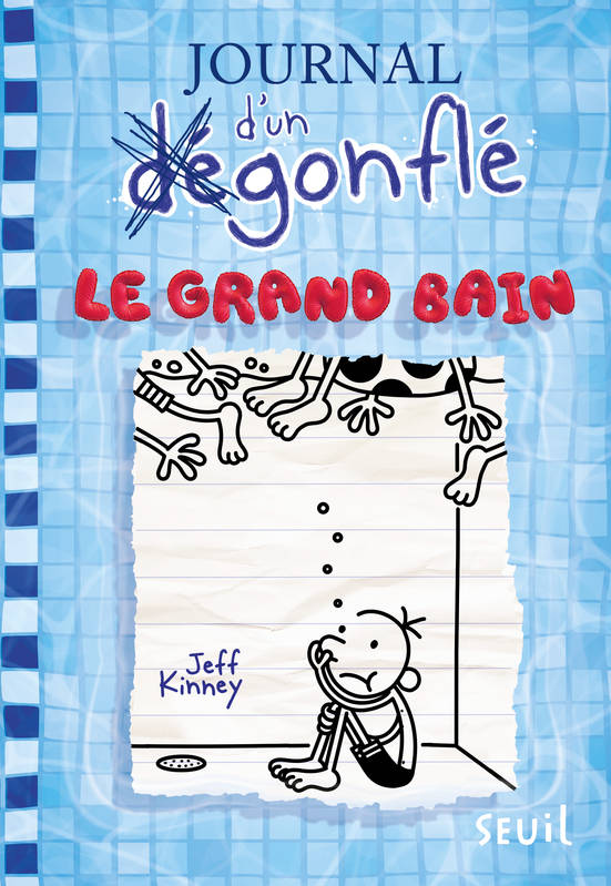 Journal d'un dégonflé, Le grand bain