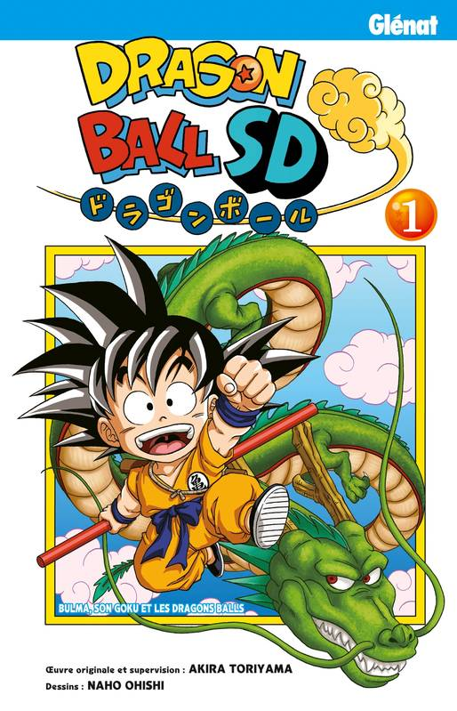 Dragon Ball SD - Tome 01