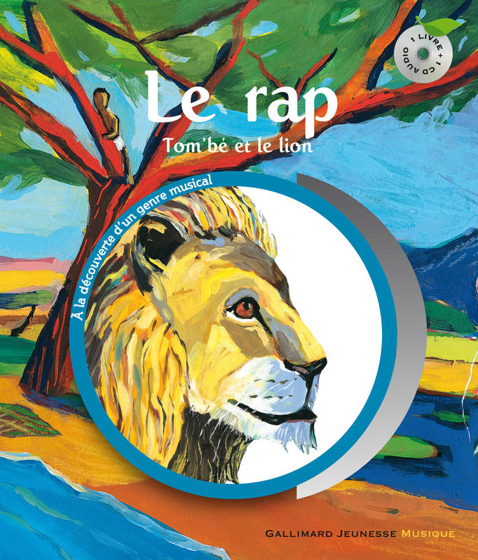 Le rap, Tom'bé, le lion et le rap