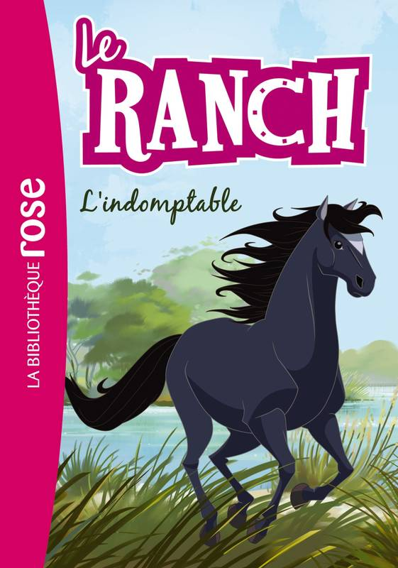 3, Le ranch, L'indomptable