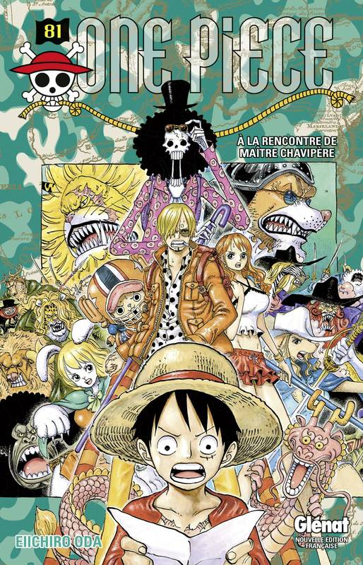 ONE PIECE - EDITION ORIGINALE - TOME 81