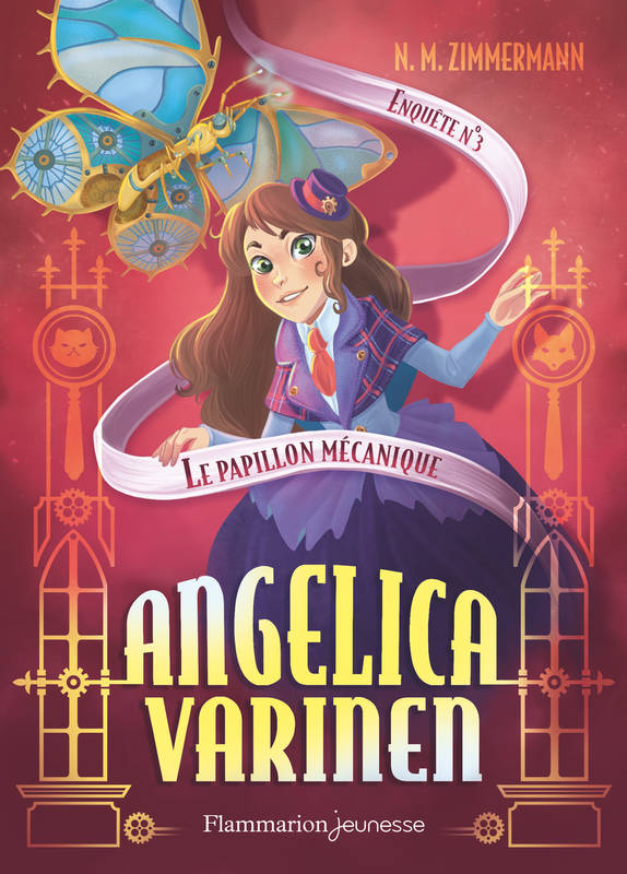 Angelica Varinen / Le papillon mécanique