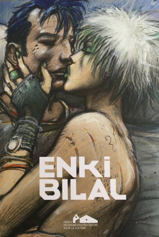 Enki Bilal, Catalogue d'exposition