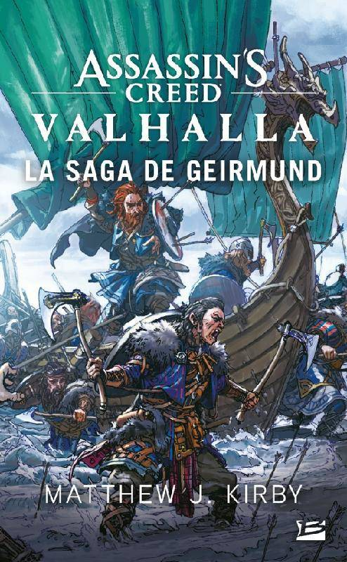 Assassin's Creed Valhalla - La Saga de Geirmund