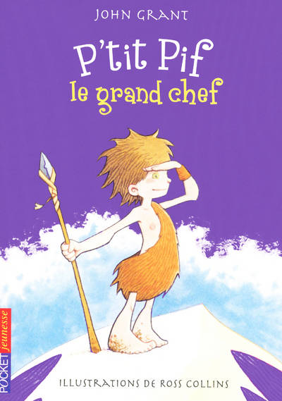P'tit Pif - tome 5 Le grand chef