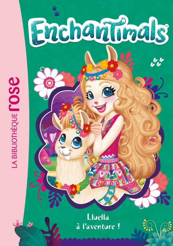 Enchantimals 12 - Lluella à l'aventure !