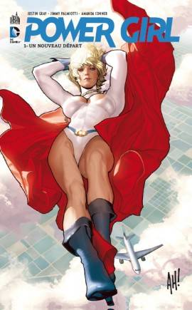 Power Girl, 1, POWERGIRL - Tome 1