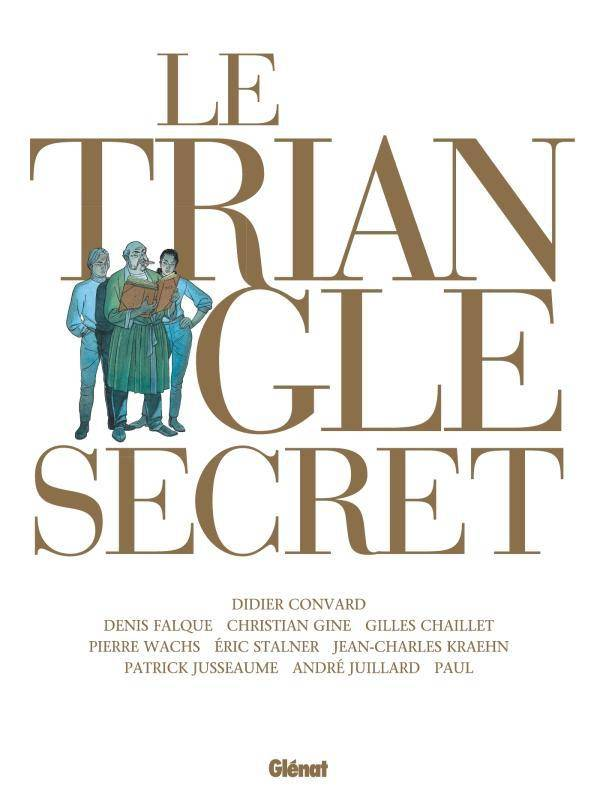 Le Triangle Secret - Intégrale 2021