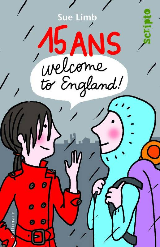 15 ans, Welcome to England !, Welcome to England !