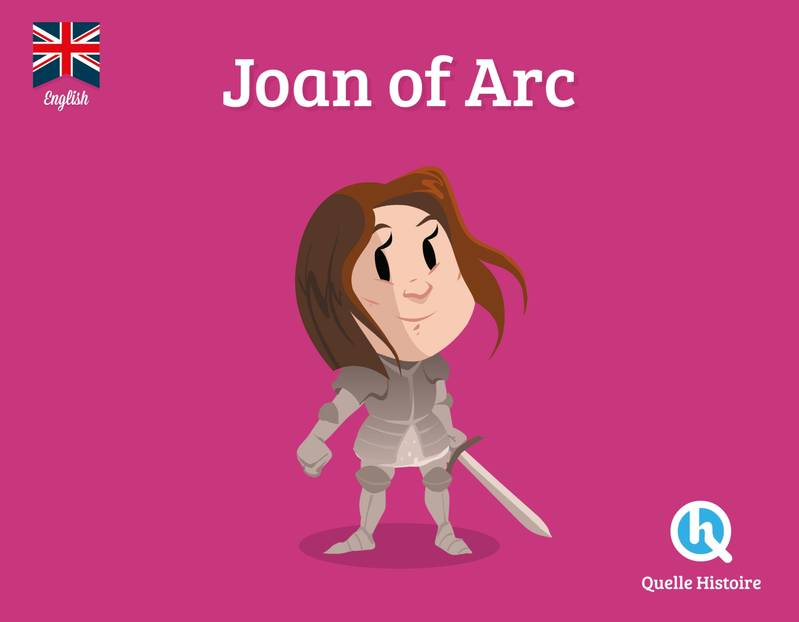 Joan of Arc (version anglaise), Joan of Arc
