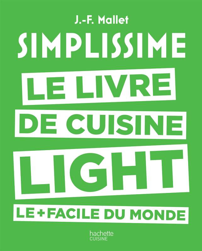 Simplissime light, Le livre de cuisine light le + facile du monde