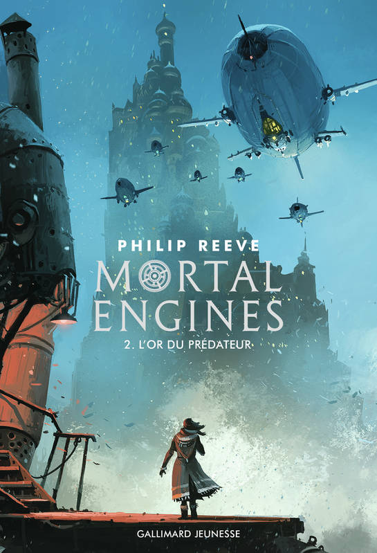 Mortal Engines (Tome 2-L'or du prédateur)