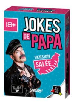 JOKES DE PAPA VERSION SALEE