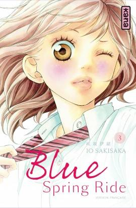 3, Blue spring ride
