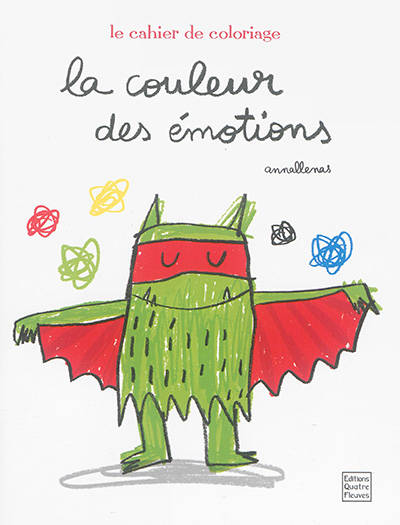 COLORIAGES LA COULEUR DES EMOTIONS