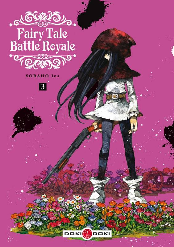 Fairy Tale Battle Royale - vol.03