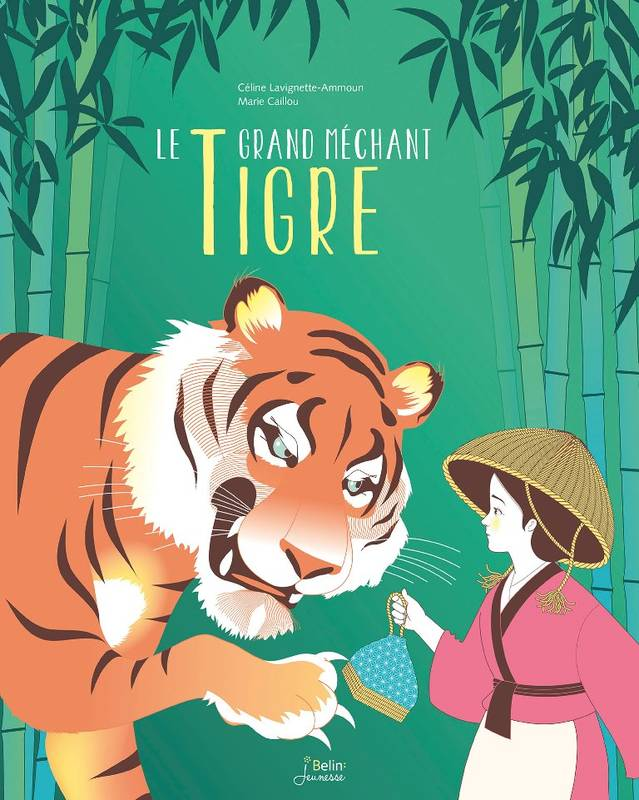 LE GRAND MECHANT TIGRE
