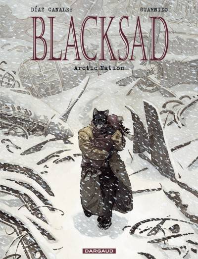 Blacksad., Blacksad - Tome 2 - Arctic-Nation, 2