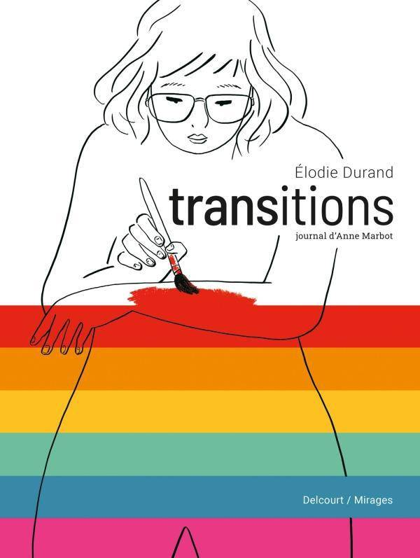 Transitions  - Journal d'Anne Marbot, Journal d'anne marbot