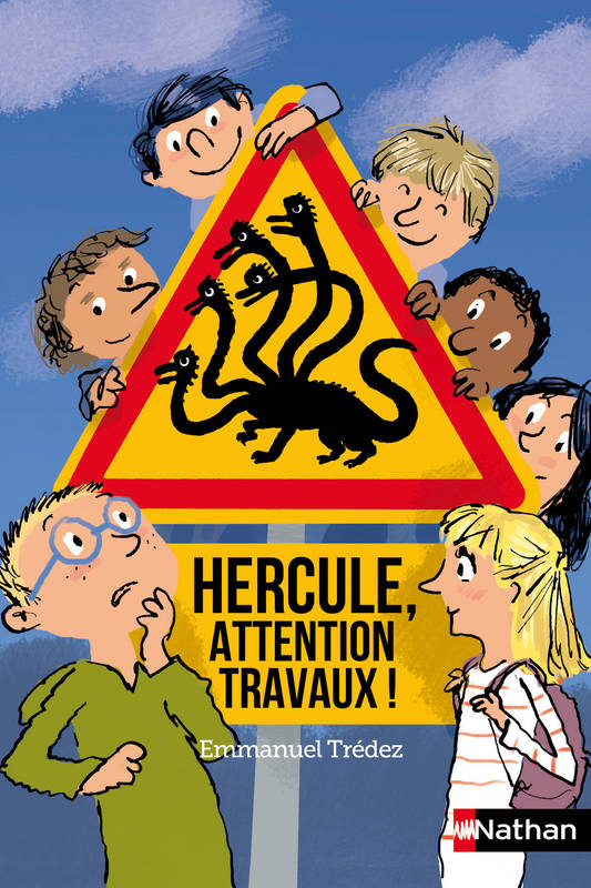 Hercule, attention, travaux ! - Dès 8 ans