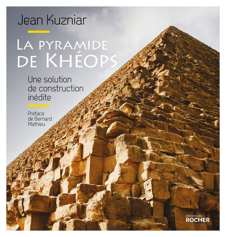 La pyramide de Khéops, Une solution de construction inédite