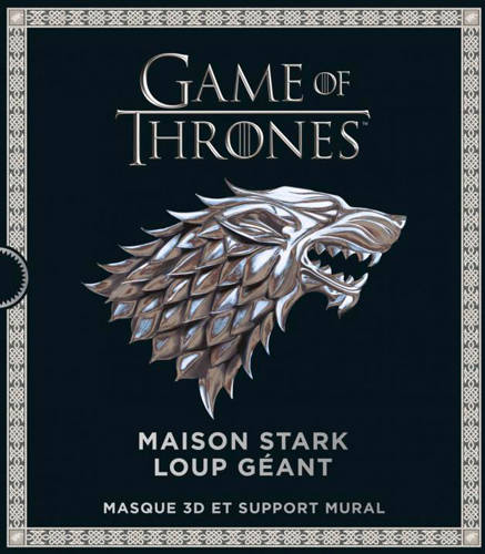 Game of thrones / masque Stark