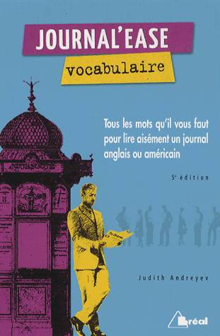 JOURNAL EASE VOCABULAIRE